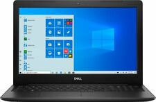 "Brand New Dell I3593-3992BLK-PUS 15.6"" T/S Laptop -- I3-1005G1/ 8GB/ 1TB +128 GB"
