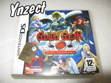 Nintendo DS - Guilty Gear: Dust Strikers - ITA - Completo perfetto - SDA incluso