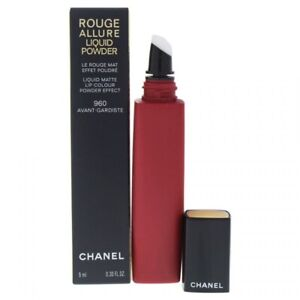 CHANEL ROUGE ALLURE LIQUID POWDER * Lip Color * 960 Avant-Gardiste NEW in BOX