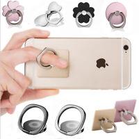 Finger Ring Holder 360° Rotating Bracket Stand For Cell Smart Phone Universal