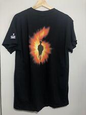 VTG 90's The Sixth Sense Movie Shirt Horror Bruce Willis Large 1999 Promo