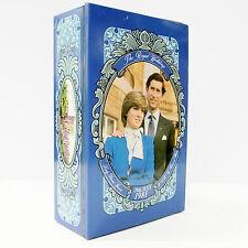 Vintage Royal Wedding Princess Diana Biscuits Tin
