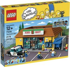 """Lego 71016 The Simpsons Kwik-E-Mart (Enter """"PULL5"""" for 5% Off"""