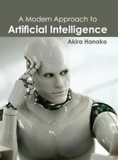 A Modern Approach to Artificial Intelligence (2015, Hardcover)