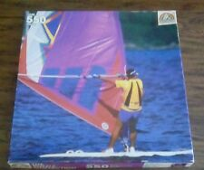 Random House The Puzzle Collection Windsurfing 550+ Piece Jigsaw Puzzle
