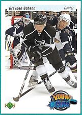 2010-11 Upper Deck 20th Anniversary Young Guns card #223 of Brayden Schenn