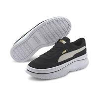 PUMA Women's DEVA Suede Sneakers