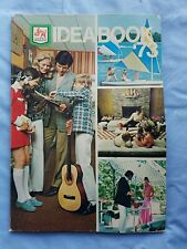 S&H Green Stamps Idea Book Catalog 1973