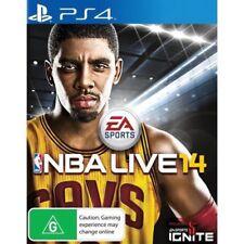 NBA Live 14 Playstation 4 PS4