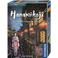 KOSMOS Familienspiele Hanamikoji Geisha Japan Spiel für Zwei ab 10 J. 692940