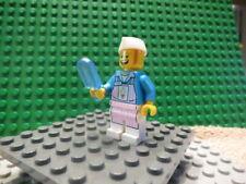 Lego Minifig: Ice Cream Mike w/ Ice Cream bar - Tlm031 - #70804