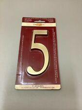 Whitehall 5� Number 5 Satin Brass