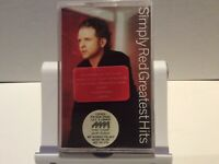 Simply Red Greatest Hits, Music Cassette Tape
