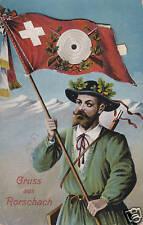 Gruss aus Rorschach Flag fold down pictures 1912 2819