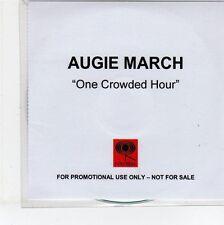 (EG115) Augie March, One Crowded Hour - DJ CD