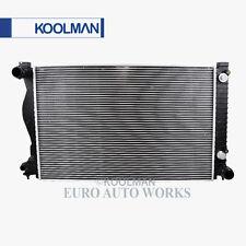 Audi Cooling Radiator OEM Quality Koolman 4F0121251AF