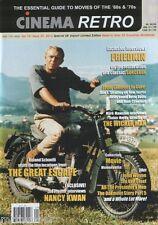 Cinema Retro  #29 Great Escape Wicker Man Nancy Kwan Davis/Crawford W.Friedkin