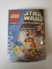 Star Wars LEGO 4485 Mini Building Set Anakin's & Sebulba's Podracer