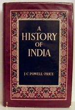 1955 HISTORY OF INDIA FROM THE EARLIEST TIMES TO 1939  WITH ILLUSTRATIONS & MAPS