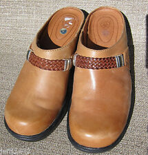 Ariat Buff  Leather slide sandals US 6.5 B  EUR 36.5, UK 4 - Retail sticker $93