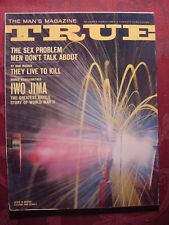 TRUE March 1965 LASERS ALAN KING IWO JIMA PIPES +++