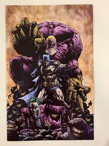 IDW BATMAN/THE MAXX : ARKHAM DREAMS #1 : ONESTOPCOMICSHOP COVER : NM CONDITION