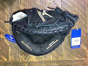 Mizuno Baseball Glove Catchers Mitt Right Hand Throw