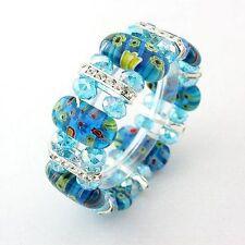 Pearl Acrylic Beaded Fashion Bracelets