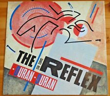 "Rare Duran Duran The Reflex Dance Mix 12"" Single Vinyl NM 2 tracks Pict Sleeve"