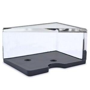 2 Deck Acrylic Discard Holder