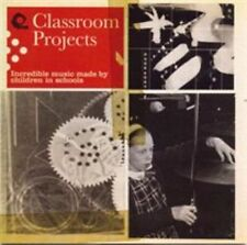 Classroom Projects  |   Various British School Children  |  CD  |  Trunk records