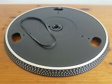 Dual Turntable Stroboscopic Platter will fit 505,505-1,505-2,505-3,505-4
