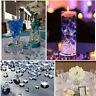1000pcs Tiny 4.2mm Acrylic Crystal Diamond Table Confetti Party Wedding Supplies