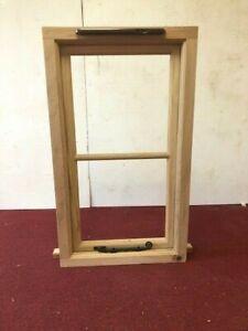 SOLID OAK HARDWOOD CASEMENT WINDOWS MADE TO MEASURE