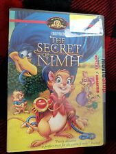 dvd the secret of nimh childrens animation adventure  MGM 2006 FREE US SHIPPING