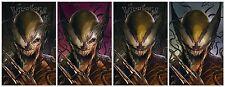 VENOM #6 Francesco Mattina X-23 Variant Covers A & B & Virgin Set Marvel New NM