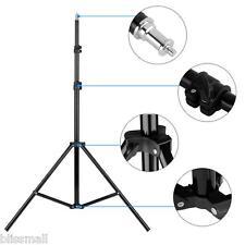 2.1m Photo Studio Support Tripod Stand Photography Softbox Umbrella Light Stand