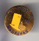 RARE PINS PIN'S .. PTT LA POSTE FRANCE TELECOM TOUR MAUREPAS 78 ~BX
