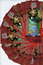 LOT Equatorial Territories, Amazonas (Brazil), 40 x 5 Francs, POLYMER, 2014, UNC