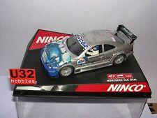 NINCO 50235 SLOT CAR MERCEDES CLK #18 DTM ORIGINAL TEILE MB