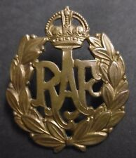 INSIGNE DE COIFFE ROYAL AIR FORCEV - RAF - WWII