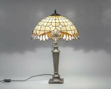 Tiffany Style Table Lamp Classic Stained Glass Art Bespoke Glass