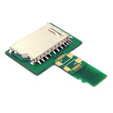 SDHC SD Card Socket to Micro-SD TF Male Memory Card Kit Extension Adapter