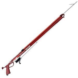 SEAC SUB Red Gun Speargun Set With Fishing Reel for Fishing Sub Speargun