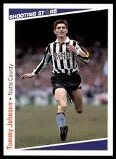 MERLIN Etoiles filantes 91/92 - NOTTS COUNTY Johnson Tommy N°209