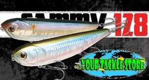Lucky Craft SM128 Sammy 128 Pick Color&Qty NIP 5%OFF @x4