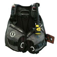 SCUBAPRO Bella BCD vest ATOMIC Aquatics SS1 regulator weight pockets safety tube