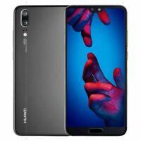 Huawei P20 EML-L29  Dual SIM Black 128GB 4GB Ram NFC Unlocked Android Smartphone