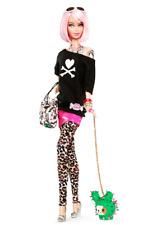 2011 NRFB Barbie Tokidoki w/Bastardino Gold Label MINT doll by Simone Legno