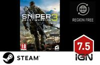 Sniper Ghost Warrior 3 [PC] Steam Download Key - FAST DELIVERY
